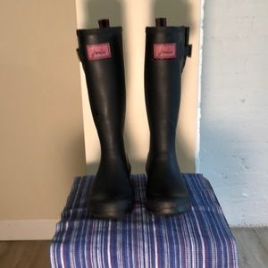 Joules rain boots / wellies